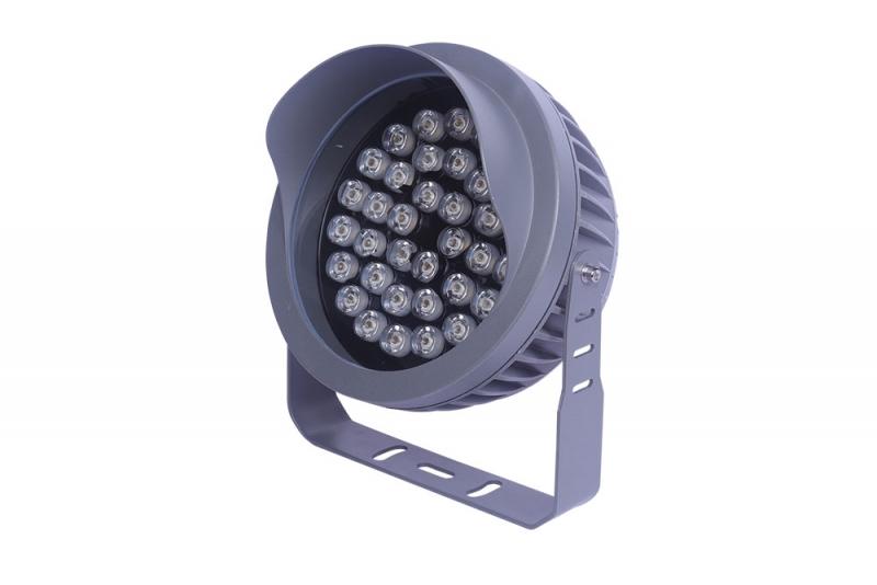 看一下户外亮化灯具设计施工应该注意的事项
