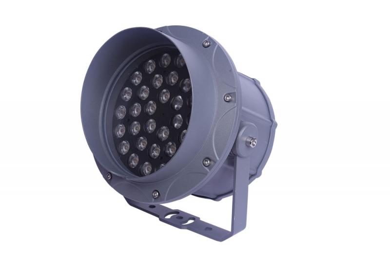 户外亮化工程照明率及制作特点