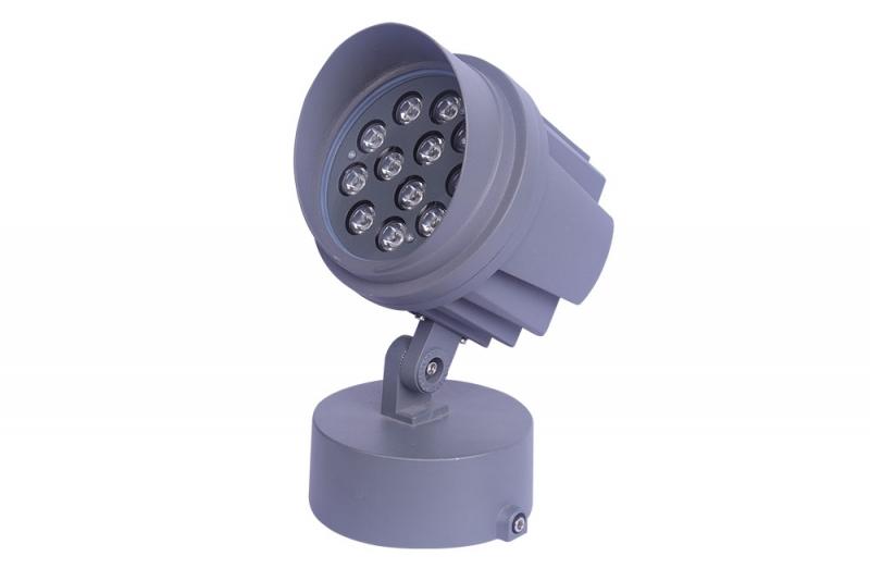 户外照明重要的是色温和照度成正比